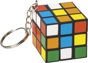 Brelok do kluczy, Kostka Rubika
