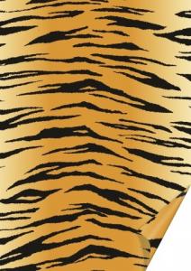 Karton A4 Tygrys